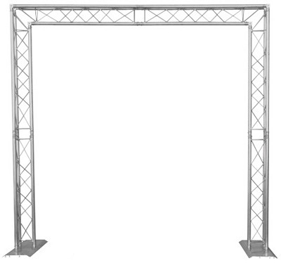 R165-626 Truss System Goalie Post  sc 1 st  Premier Lighting & Premier Lighting - Rentals: Truss Pipe Etc. azcodes.com